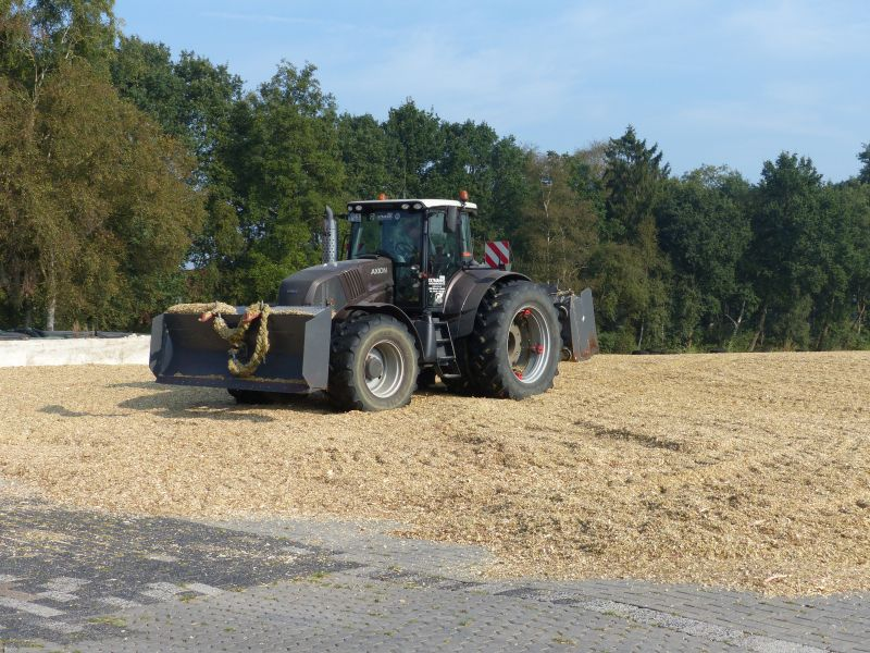 Claas Axion 840 Cebis Bild 1
